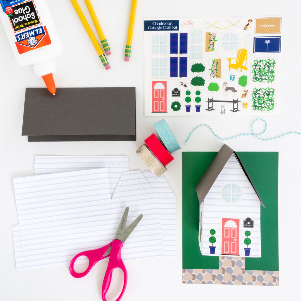 Charleston Cottage Craft Kit