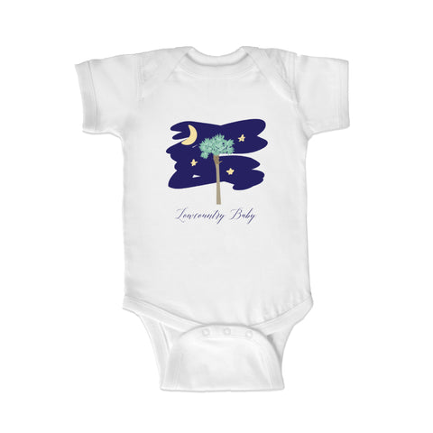 Lowcountry Baby Onesie