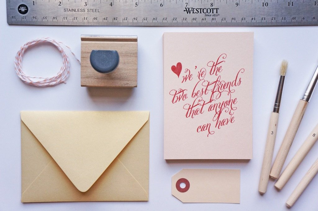 Funny Valentine's Card, Valentine - shop greeting cards, handmade stationery, & wedding invitations by dodeline design - 2