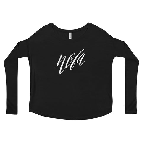 NOLA Long Sleeve Tee