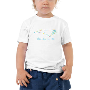 Charlotte Toddler Short Sleeve Tee