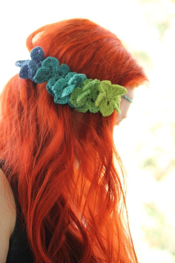 Enchanting Bohemian Crochet Headband Tutorial