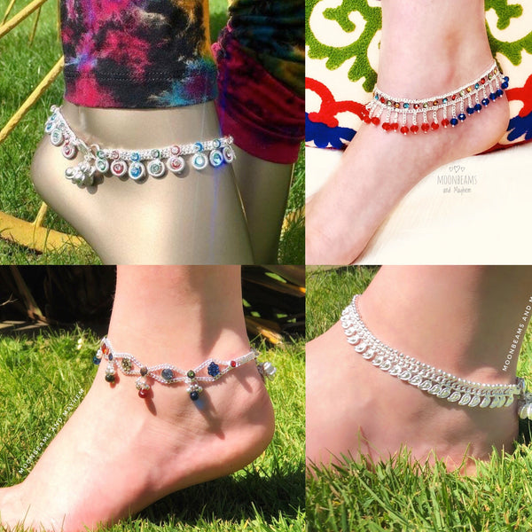 Pretty Anklets