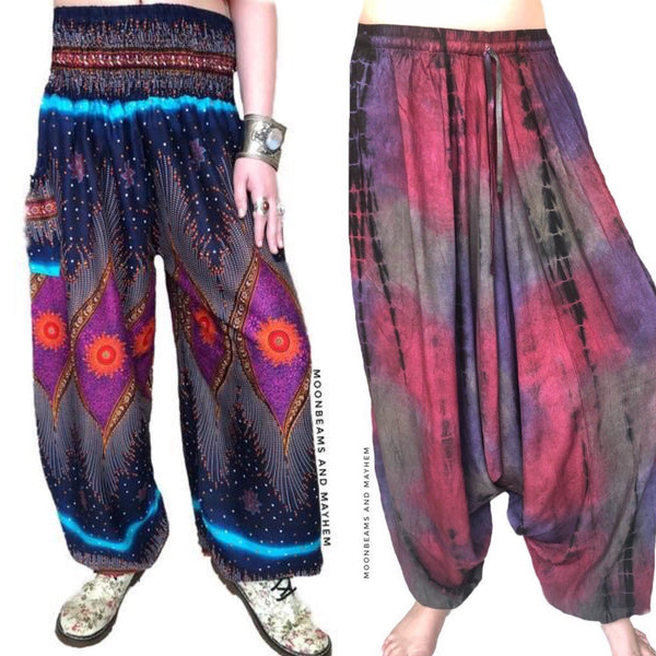 Womens Pants / Trousers / Harem