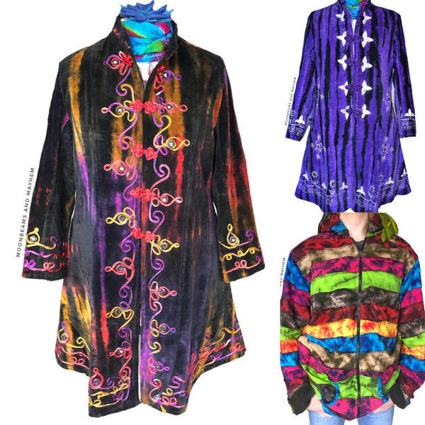 Coats, Jackets & Wraps