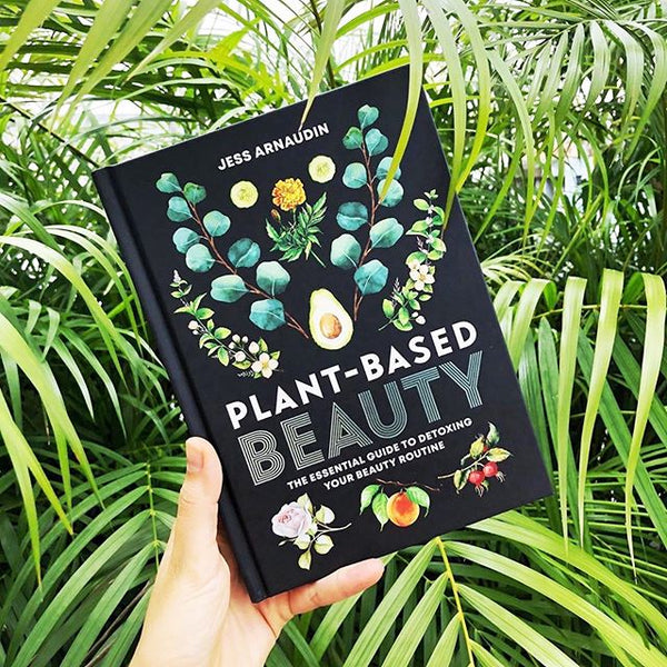 Plant-Based Beauty: The Essential Guide to Detoxing Your Beauty Routine book - MoonbeamsandMayhem