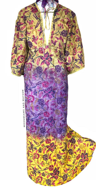STUNNING SUNDANCE KAFTAN DRESS - MoonbeamsandMayhem