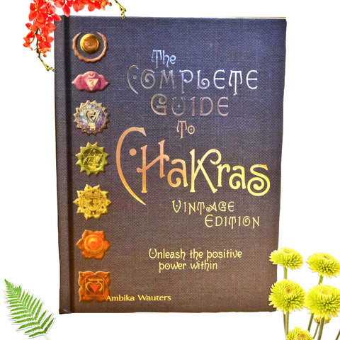 THE COMPLETE GUIDE TO CHAKRAS - VINTAGE EDITION - MoonbeamsandMayhem