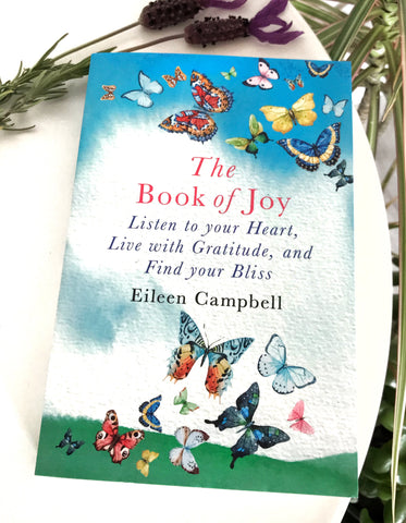 THE BOOK OF JOY - EILEEN CAMPBELL