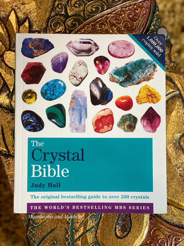 THE CRYSTAL BIBLE BOOK