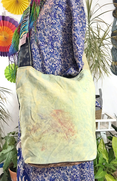 DELICIOUS LARGE COTTON MOONDAZE BAG (S19)