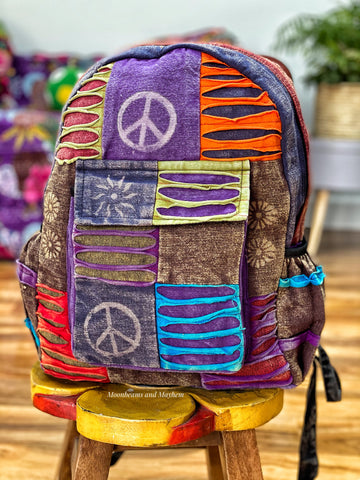 VIBRANT PEACE BACKPACK