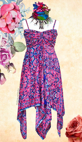 DELIGHTFUL SUMMER PHILIPPA DRESS XL