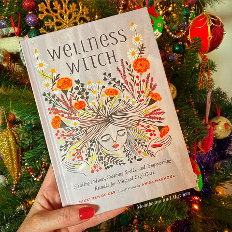WELLNESS WITCH - MAGICAL SELF CARE BOOK