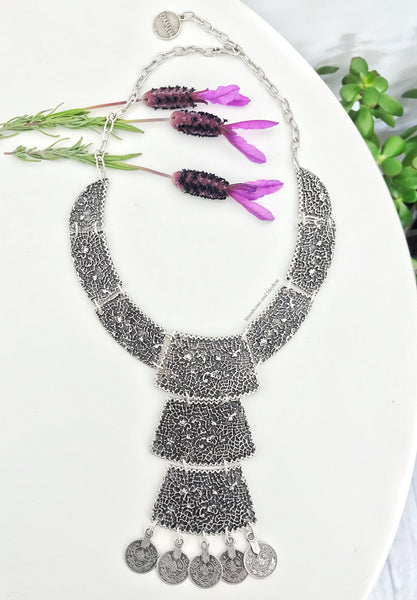 DELICIOUS 'GYPSY SOUL'  NECKLACE - MoonbeamsandMayhem