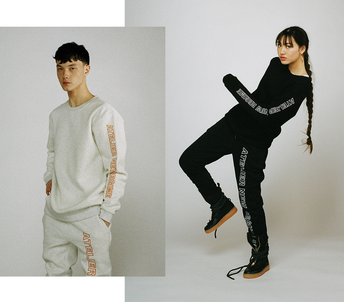 Atelier New Regime Winter '18 Capsule