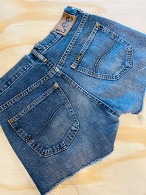 Vintage Lee Cutoffs Sz 5-6