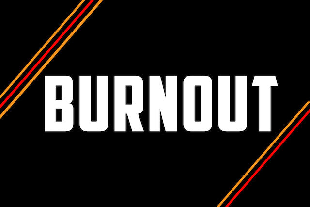 Burnout Gift Card