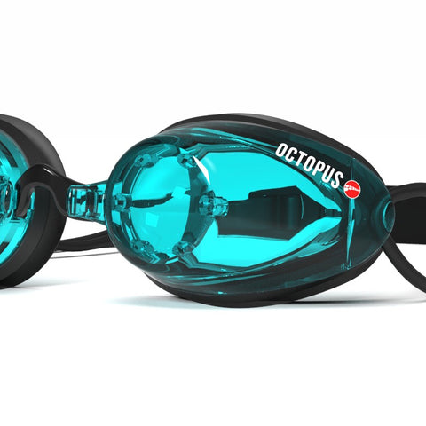 blue fluid googles