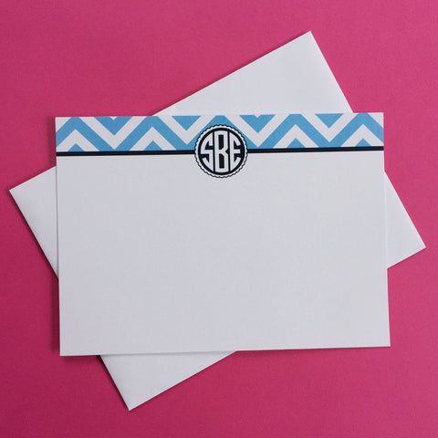 Chevron - Flat Cards