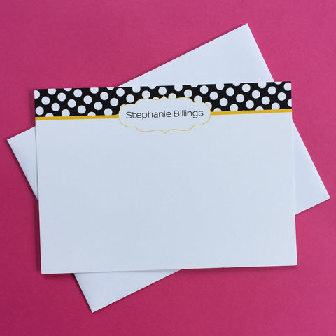 Polka Dot - Flat Cards