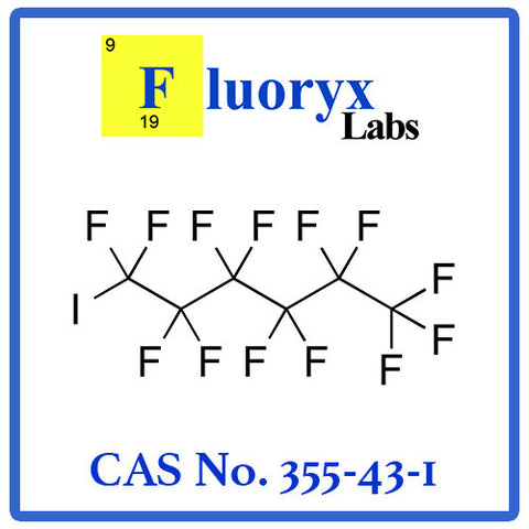 Perfluorohexyl iodide | Catalog No: FC01-06 | CAS No: 355-43-1