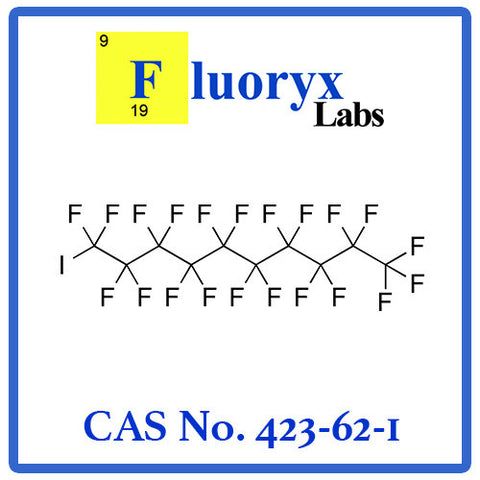 Perfluorodecyl iodide | Catalog No: FC01-10 | CAS No: 423-62-1