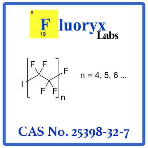 Perfluoroalkyl iodides, mixture | Catalog No: FC01-N | CAS No: 25398-32-7