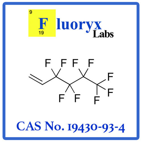 2-(Perfluorobutyl) ethylene | Catalog No: FC02-04 | CAS No: 19430-93-4