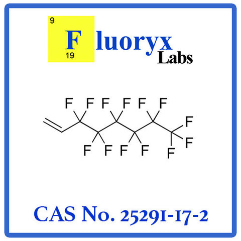 2-(Perfluorohexyl) ethylene | Catalog No: FC02-06 | CAS No: 25291-17-2