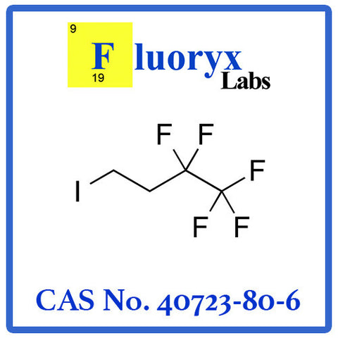 2-(Perfluoroethyl)ethyl Iodide | Catalog No: FC03-02 | CAS No: 40723-80-6