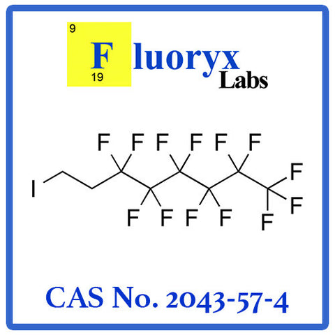 Perfluorohexyl ethyl iodide | Catalog No: FC03-06 | CAS No: 2043-57-4