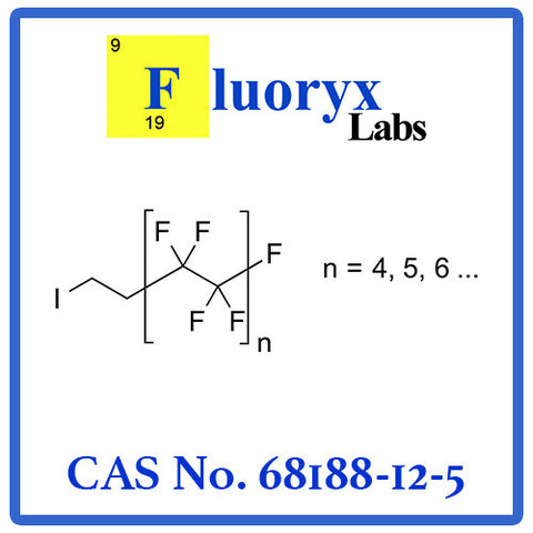 2-(Perfluoroalkyl)ethyl iodides, mixture | Catalog No: FC03-N | CAS No: 68188-12-5