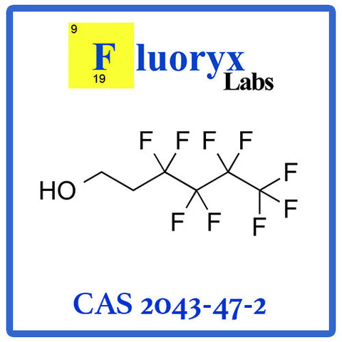 2-(Perfluorobutyl)ethyl alcohol | Catalog No: FC04-04 | CAS No: 2043-47-2