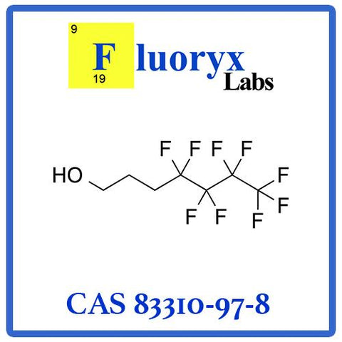 3-(Perfluorobutyl)propyl alcohol | Catalog No: FC04-04p | CAS No: 83310-97-8
