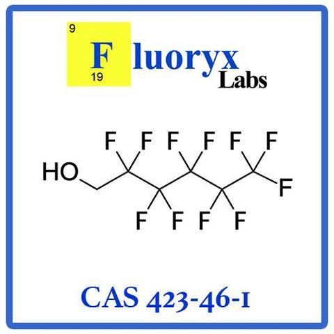 1H,1H-Perfluorohexan-1-ol, mixture of isomers  | Catalog No: FC04-05M | CAS No: 423-46-1