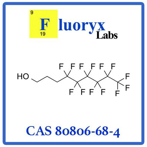 3-(Perfluorohexyl)propyl alcohol | Catalog No: FC04-06p | CAS No: 80806-68-4