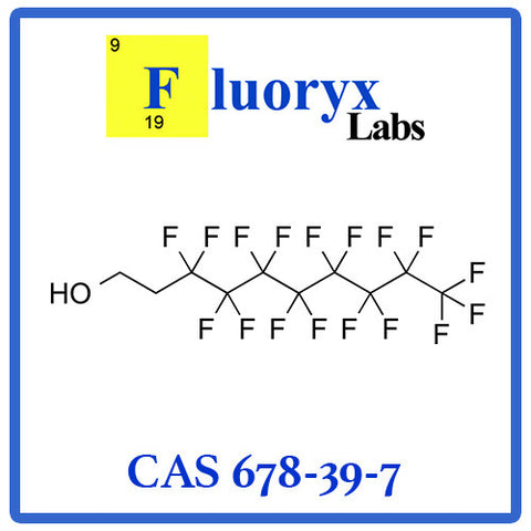 2-(Perfluorooctyl)ethyl alcohol | Catalog No: FC04-08 | CAS No: 678-39-7