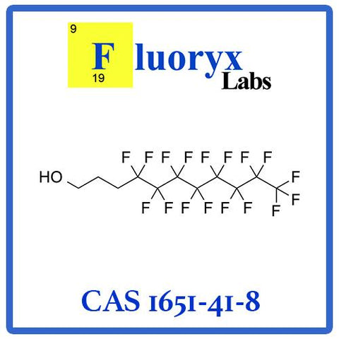 3-(Perfluorooctyl)propyl alcohol | Catalog No: FC04-08p | CAS No: 1651-41-8
