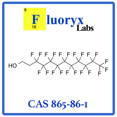 2-(Perfluorodecyl)ethyl alcohol | Catalog No: FC04-10 | CAS No: 865-86-1