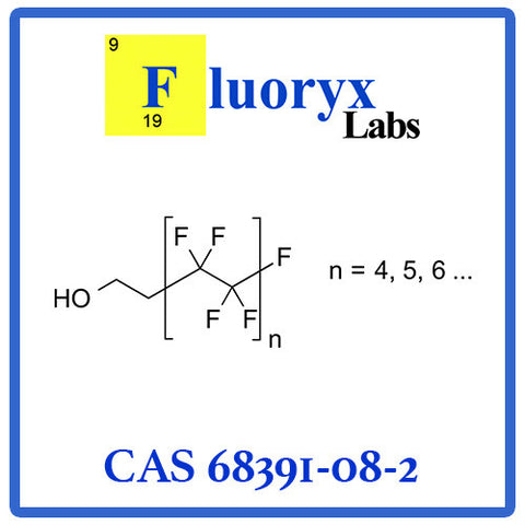 2-(Perfluoroalkyl)ethyl alcohol, Mixture | Catalog No: FC04-N | CAS No: 68391-08-2