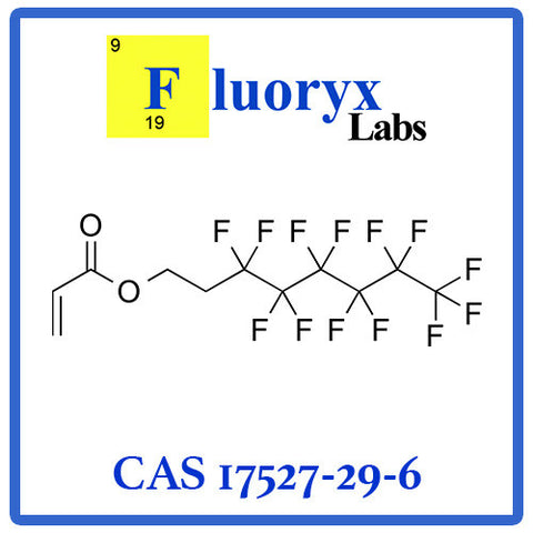 2-(Perfluorohexyl)ethyl acrylate | Catalog No: FC05-06 | CAS No: 17527-29-6