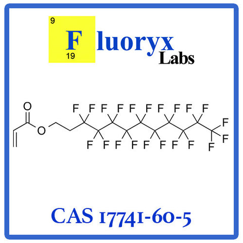 2-(Perfluorodecyl)ethyl acrylate | Catalog No: FC05-10 | CAS No: 17741-60-5