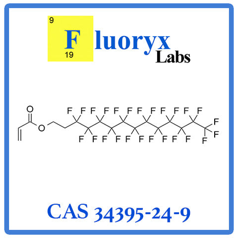 2-(Perfluorododecyl)ethyl acrylate | Catalog No: FC05-12 | CAS No: 34395-24-9