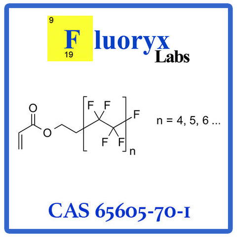 2-(Perfluoroalkyl)Ethyl Acrylates, Mixture | Catalog No: FC05-N | CAS No: 65605-70-1
