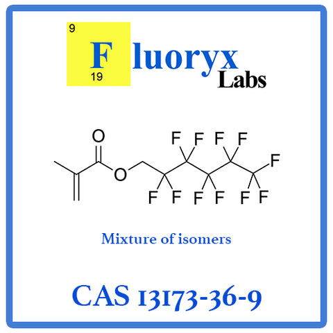 1H,1H-Perfluorohexyl methacrylate | Catalog No: FC07-5M | Cas No: 13173-36-9