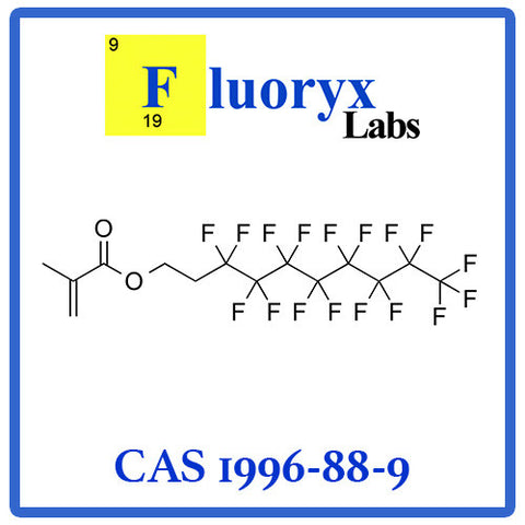 2-(Perfluorooctyl)ethyl methacrylate | Catalog No: FC07-08 | CAS No: 1996-88-9