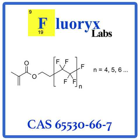2-(Perfluoroalkyl)Ethyl Methacrylates, Mixture | Catalog No: FC07-N | CAS No: 65530-66-7