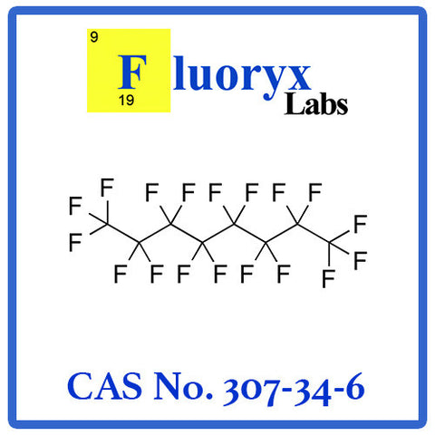Perfluorooctane | Catalog No: FC08-18 | CAS No: 307-34-6