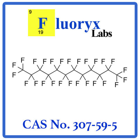 n-Pefluorododecane | Catalog No: FC08-24 | CAS No: 307-59-5